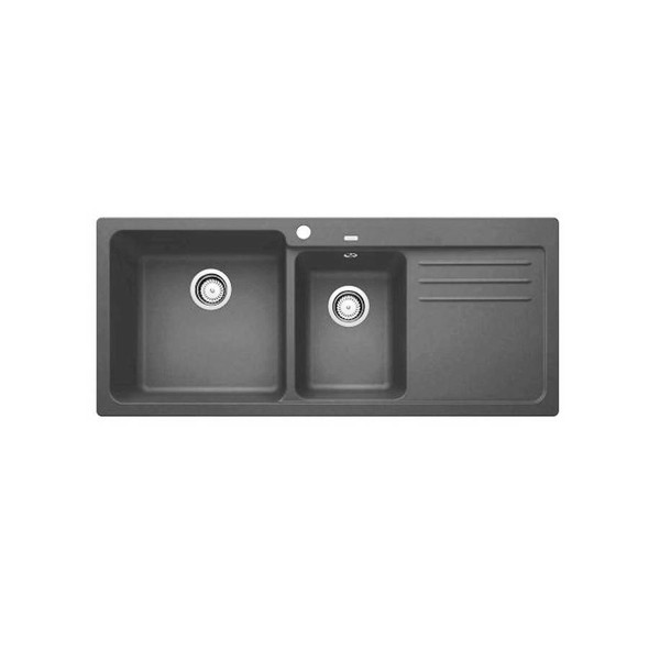 Blanco NAYA8 175 - Grey Granite Inset Sink
