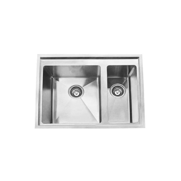 Tech 150ND - Stainless Steel Inset Sink No Drainer