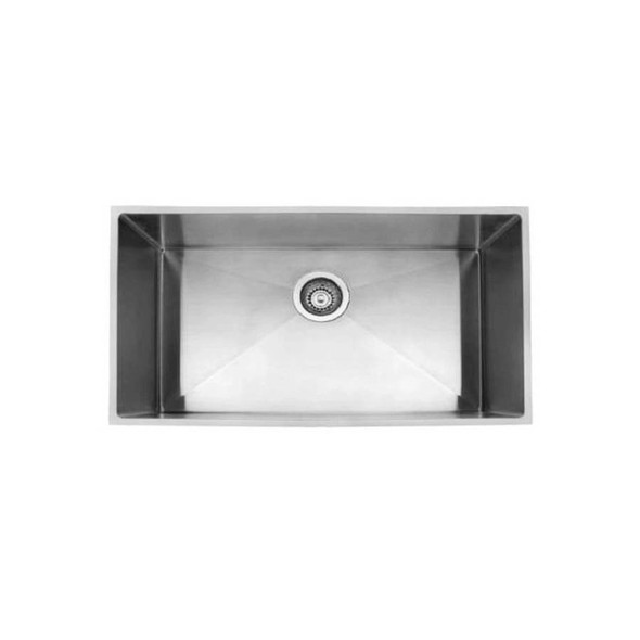 Tech 400U - Stainless Steel Undermount Sink