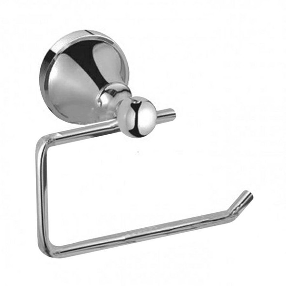Roma - Chrome Toilet Roll Holder