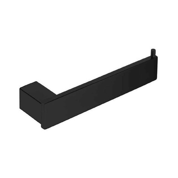 Square - Black Hand Towel Holder