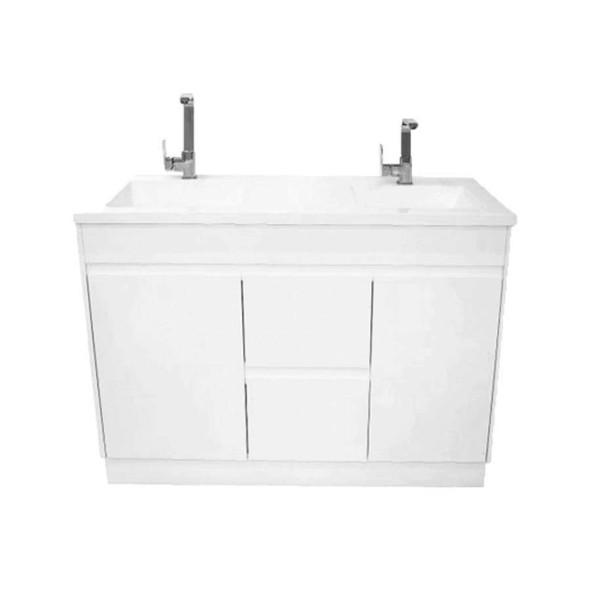 Laundry/Bathroom Combo Left Hand