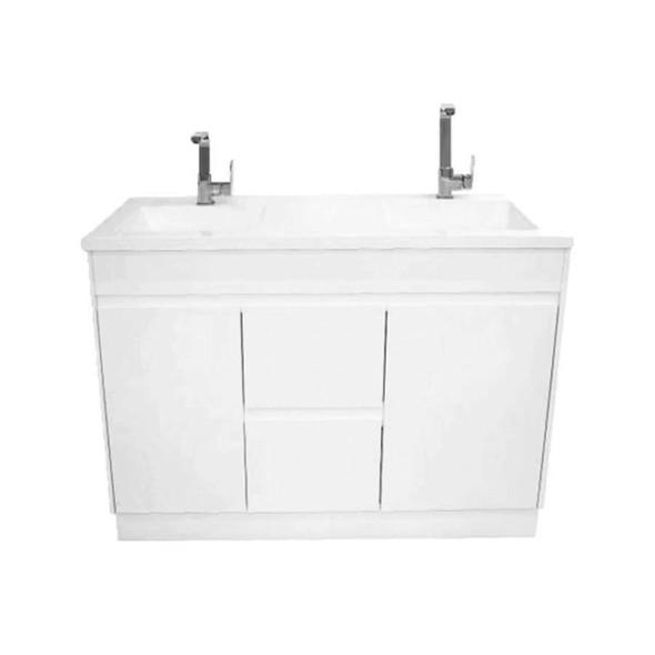 Laundry/Bathroom Combo Right Hand