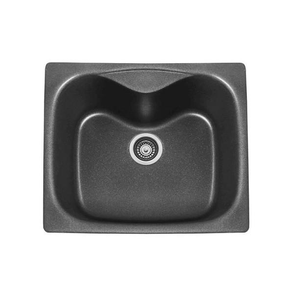 Korona - Black Granite Laundry Trough