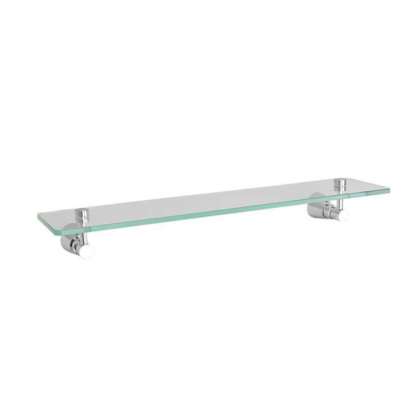 Boston - Chrome Vanity Shelf