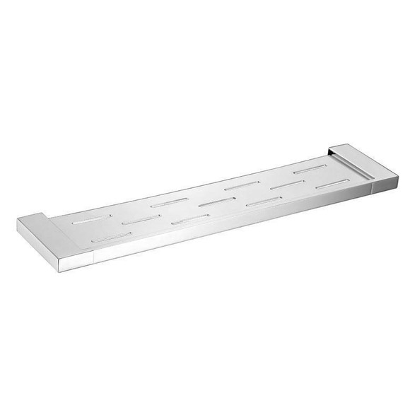 Cam - Chrome Vanity Shelf