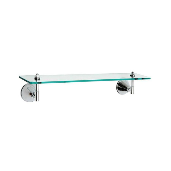 Modina - Chrome Vanity Shelf