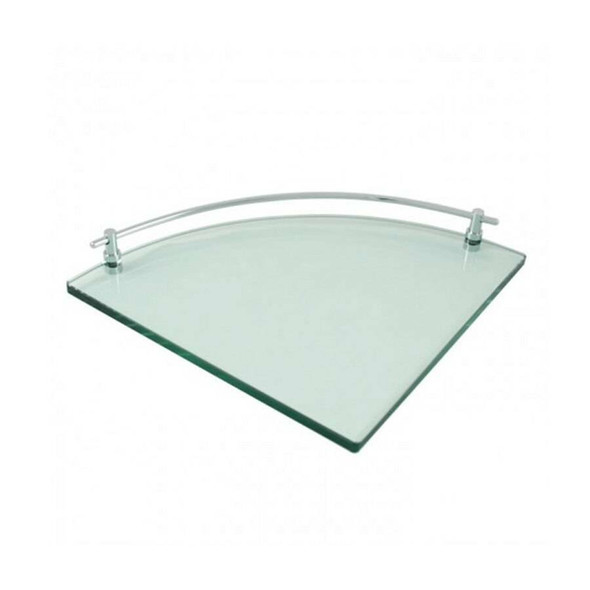 Roma - Corner Glass Shelf