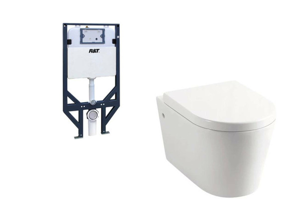 Bern - Wall Hung Conceal Toilet Cistern