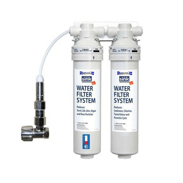 Aquila - Twin Twist Lock Filter System