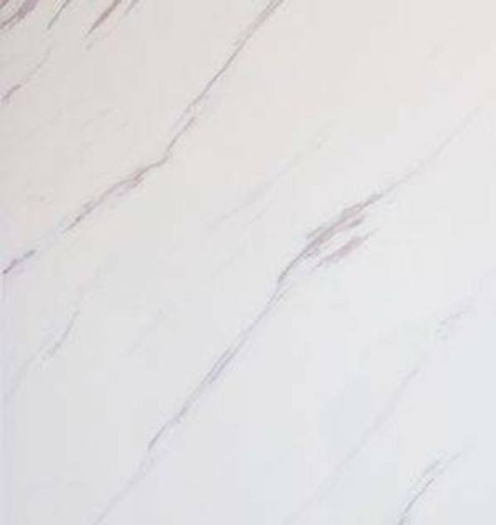 Carrara White Marble - Wet Wall
