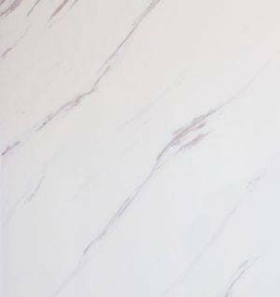 Carrara White Marble - Wet Wall