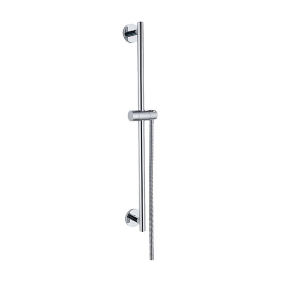 Classic - Chrome Shower Rail Set