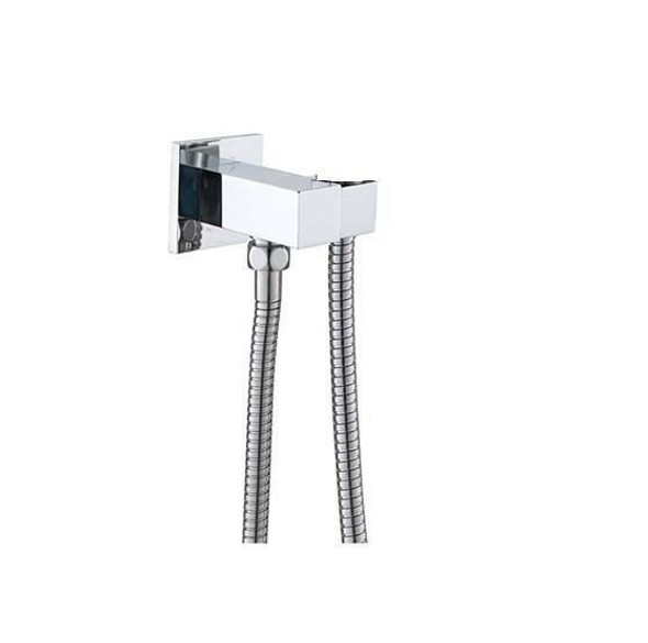 Quadro - Chrome Hand Shower Holder