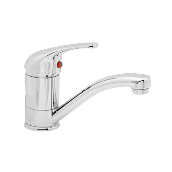 Cora - Chrome Swivel Basin Mixer