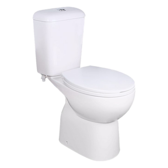 Neat - Close Coupled Toilet S-Trap