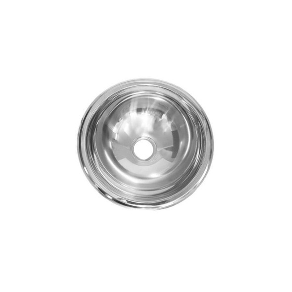 HB300R - Round Stainless Steel Hand Basin