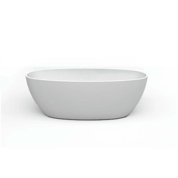 Ava - White Freestanding Bath 1700mm