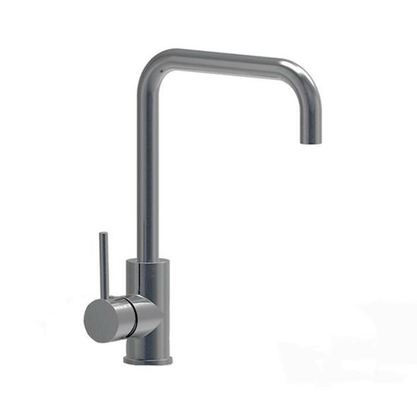 Mercury - Gun Metal Gooseneck Sink Mixer