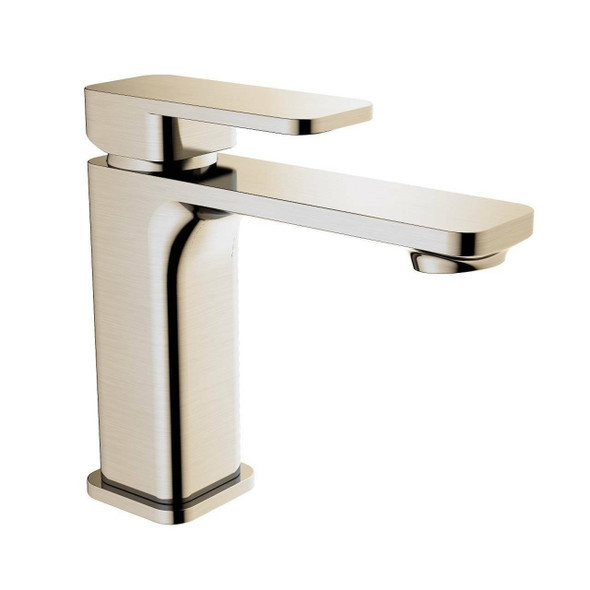 Fiona - Brushed Nickel Basin Mixer