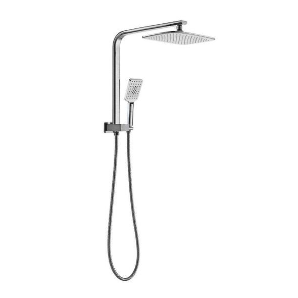 Fiona - Brushed Nickel Shower Combo Set