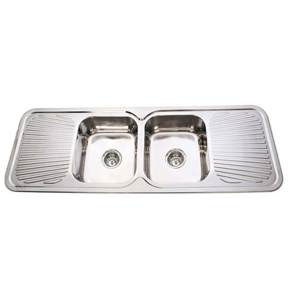 Pacific 1500 - Inset Sink
