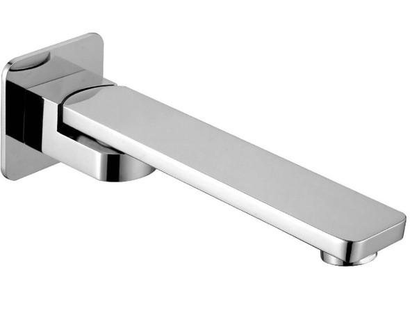 Fiona - Chrome Bathroom Swivel Spout