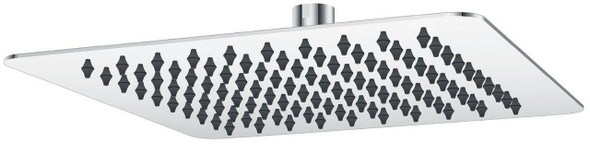 Silas - Chrome Stainless Steel Shower Head 400mm