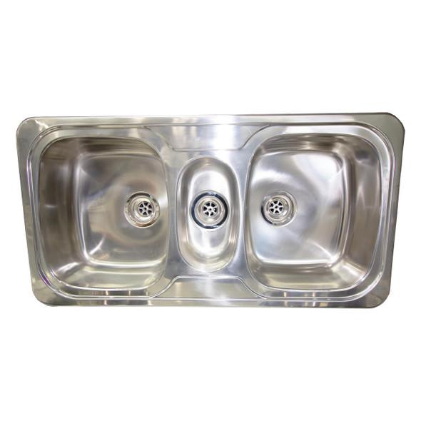 Lifestyle 250 - Undermount Sink