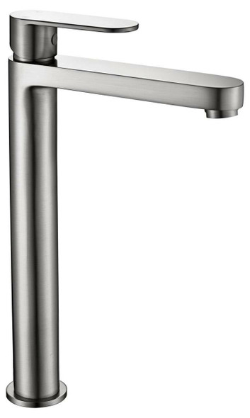 Venice - Brushed Nickel Extended Basin Mixer