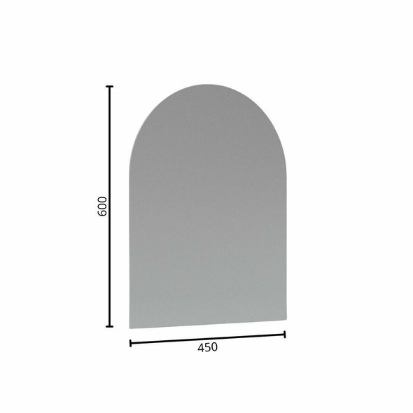 Arch Mirror 450mm