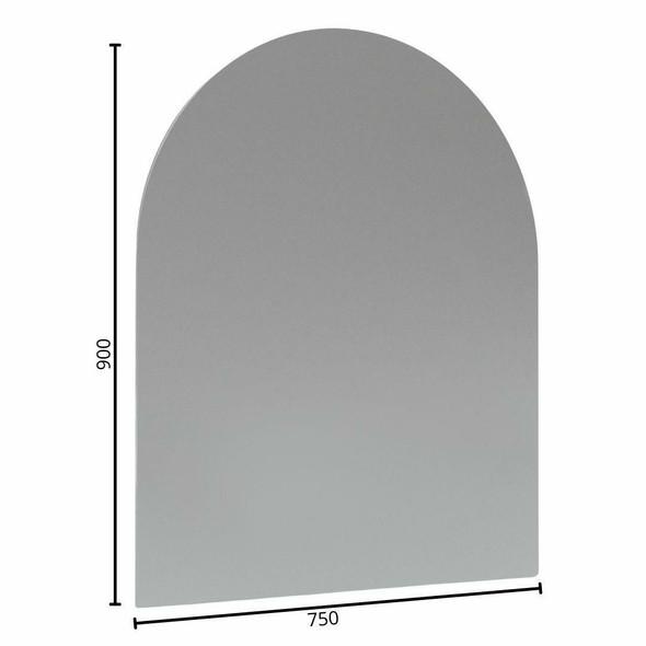 Arch Mirror 750mm