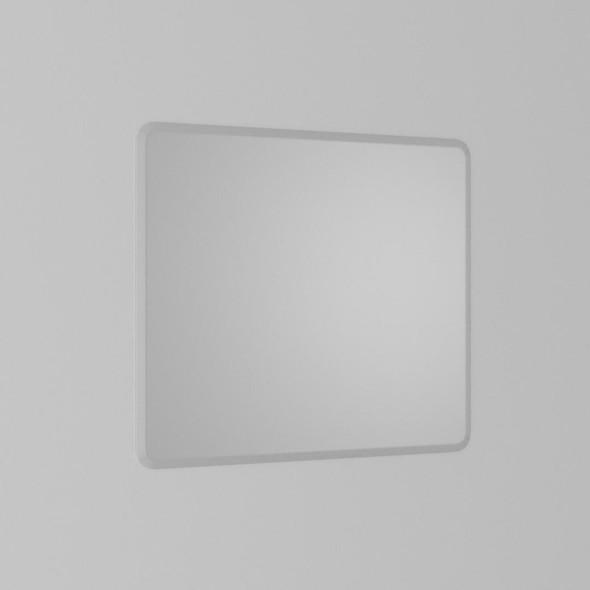 Round Corner Mirror 750mm x 900mm