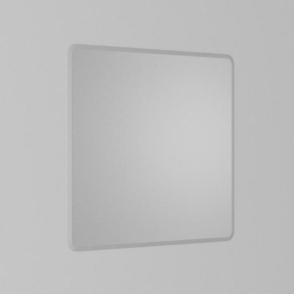 Round Corner Mirror 900mm x 900mm
