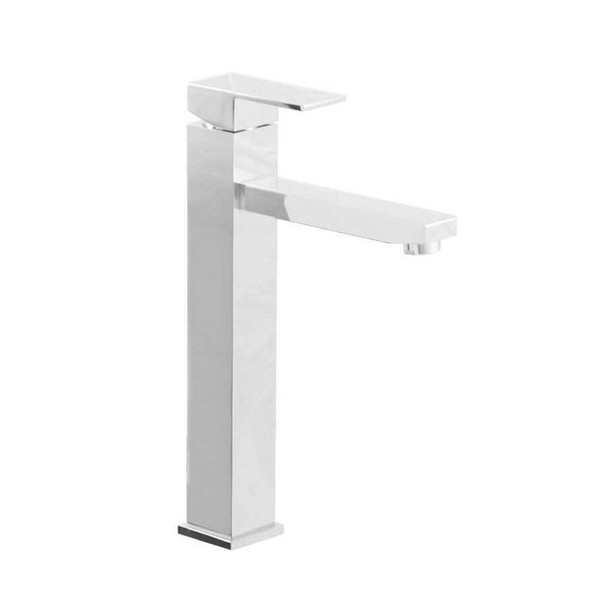 Quadro - Chrome Extended Basin Mixer
