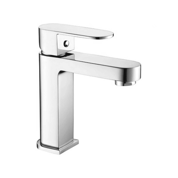 Style - Chrome Basin Mixer