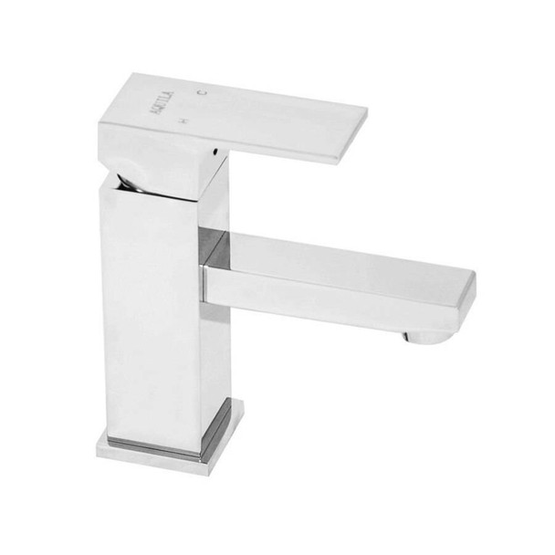 Quadro - Chrome Basin Mixer