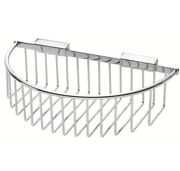 Aquila - Chrome Semi Circular Basket