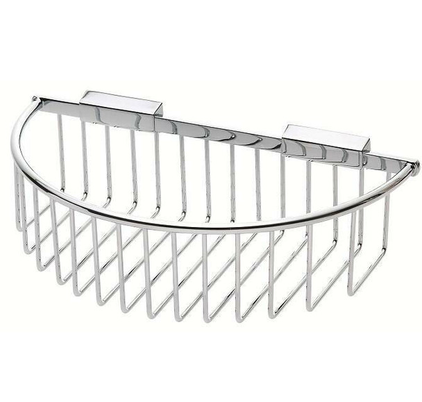 Aquila - Chrome Semi Circular Basket