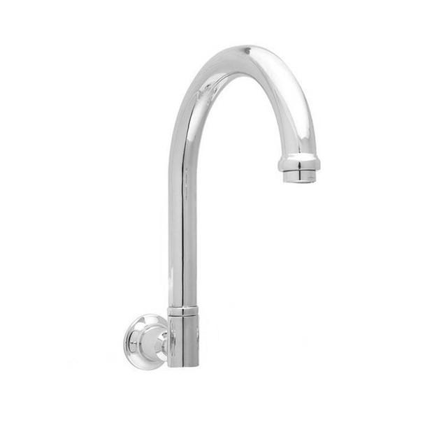 Apollo/Marina/Damion - Chrome Wall Sink Spout