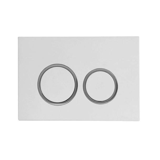 Berlin - Round Chrome Flush Buttons