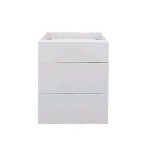 Base Cabinet - 3 Drawer 600mm