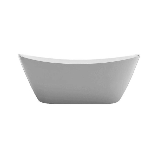 Denise - White Freestanding Bath 1500mm