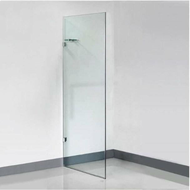 Frameless Shower Panel 800mm