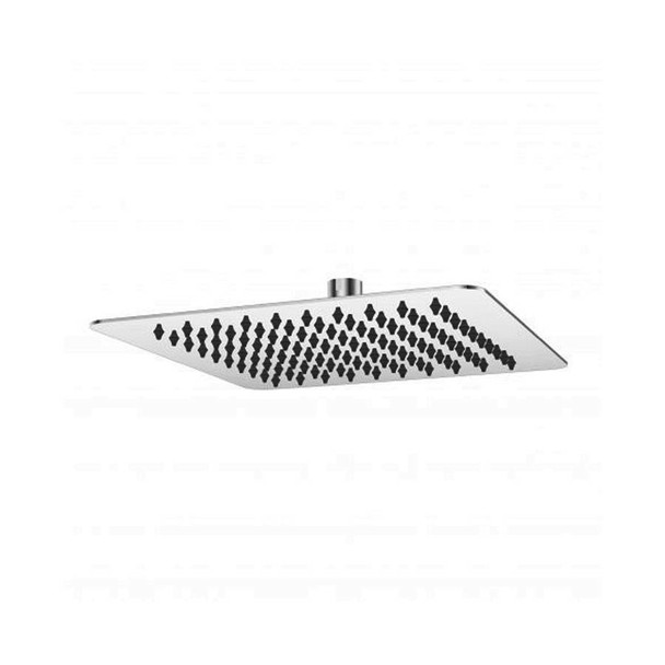 Silas - Chrome Stainless Steel Shower Head 250mm