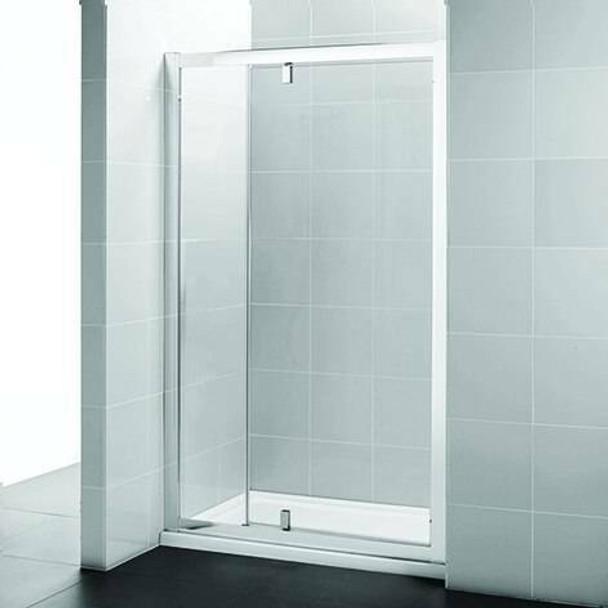 Alcove Shower Pivot Door 1300mm