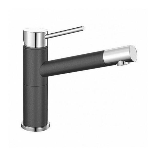 Blanco Alta - Grey Sink Mixer