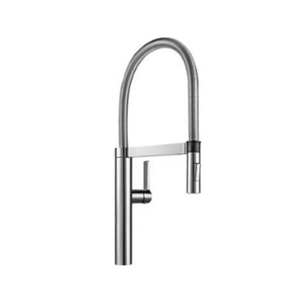 Blanco Culina - Chrome Veg Spray Sink Mixer