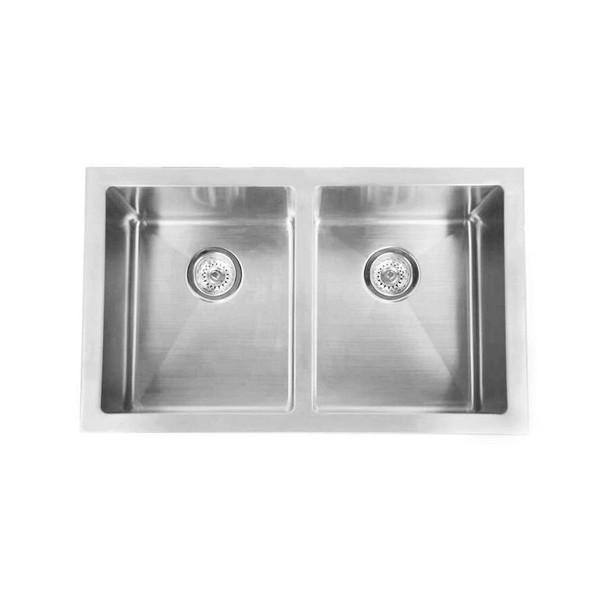 Colonial - Belfast Double Stainless Steel Sink
