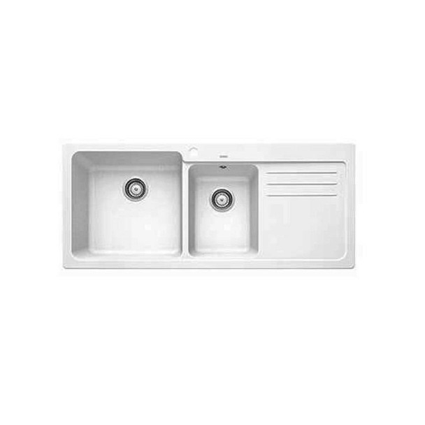 Blanco NAYA8 175 - White Granite Inset Sink